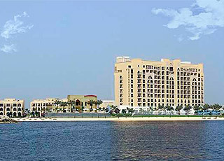 DOUBLE TREE BY HILTON MARJAN ISLAND RESORT & SPA