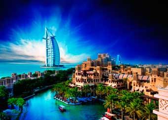 Внимание! Жаркий месяц в Al Qasr Madinat Jumeirah 5*