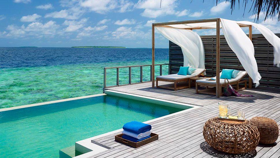 Как получить неделю бесплатного проживания в отелях Amilla Fushi и Finolhu на Мальдивах?