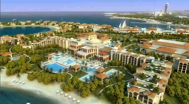 В Дубае открылся отель Four Seasons Resort, Dubai At Jumeirah Beach 5*!