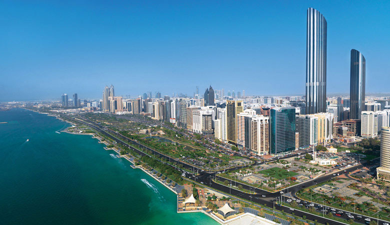 Туристический сбор в Абу-Даби.
