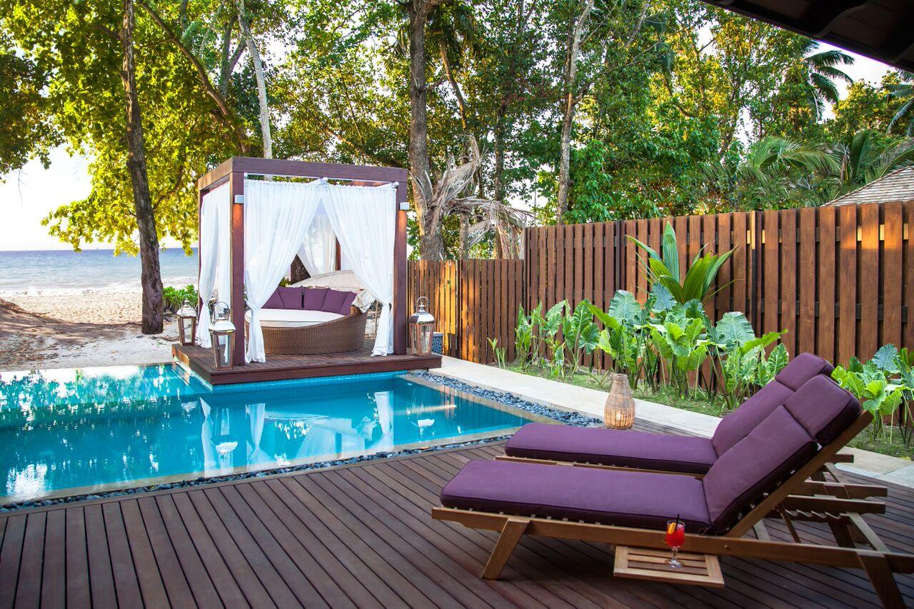 Открытие нового отеля на Сейшелах - The H Resort Beau Vallon Beach Seychelles 5*
