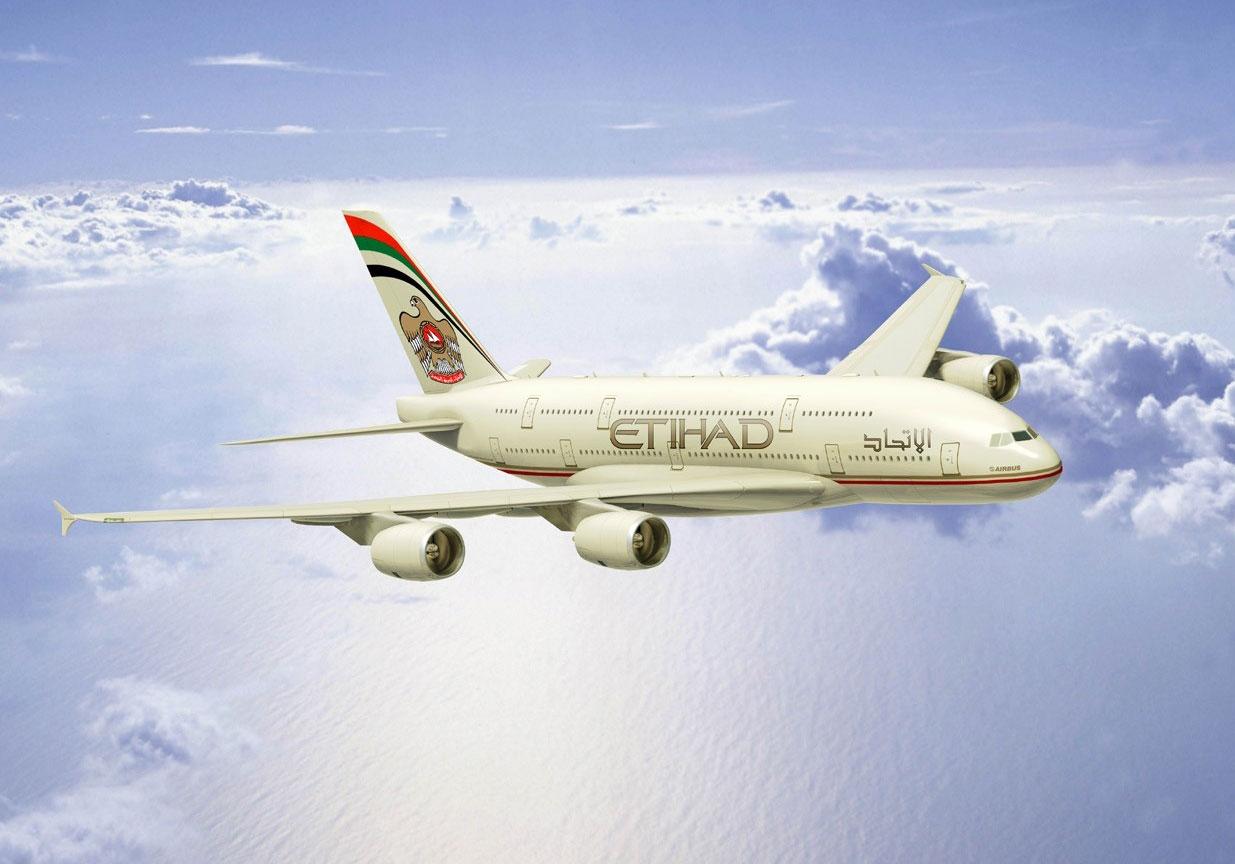 Уникальная скидка на бизнес-перелет в Азию от Etihad!