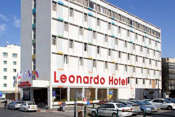 LEONARDO BEACH 4*, Fattal