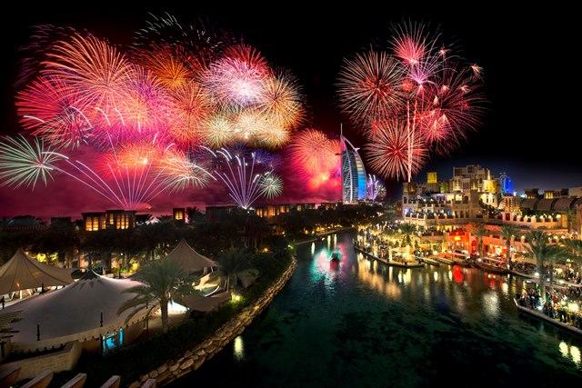 АРТ-ТУР приглашает в Madinat Jumeirah на новогодний гала-вечер!