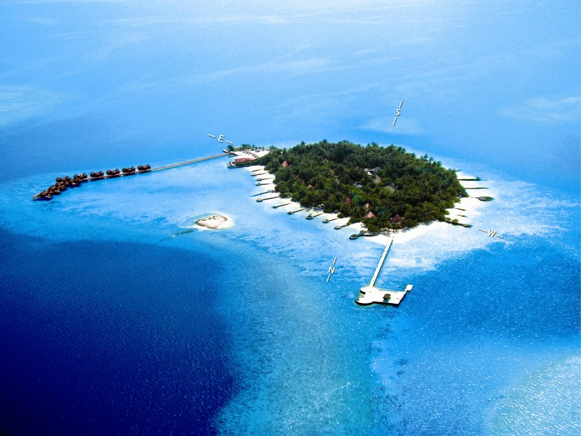 Nika Island Maldives 5*
