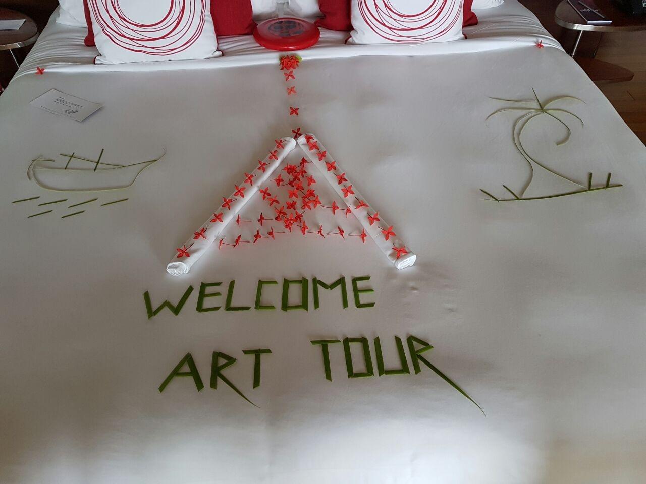 Только высокое качество рекламных туров от «АРТ-ТУР»!