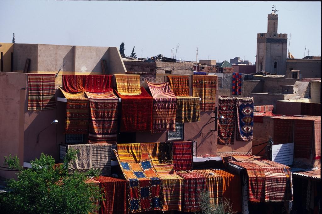 Марокко – самая посещаемая страна Африки!