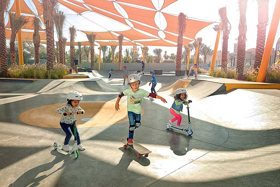 Лето в Дубае - семейный отдых, который можно себе позволить!