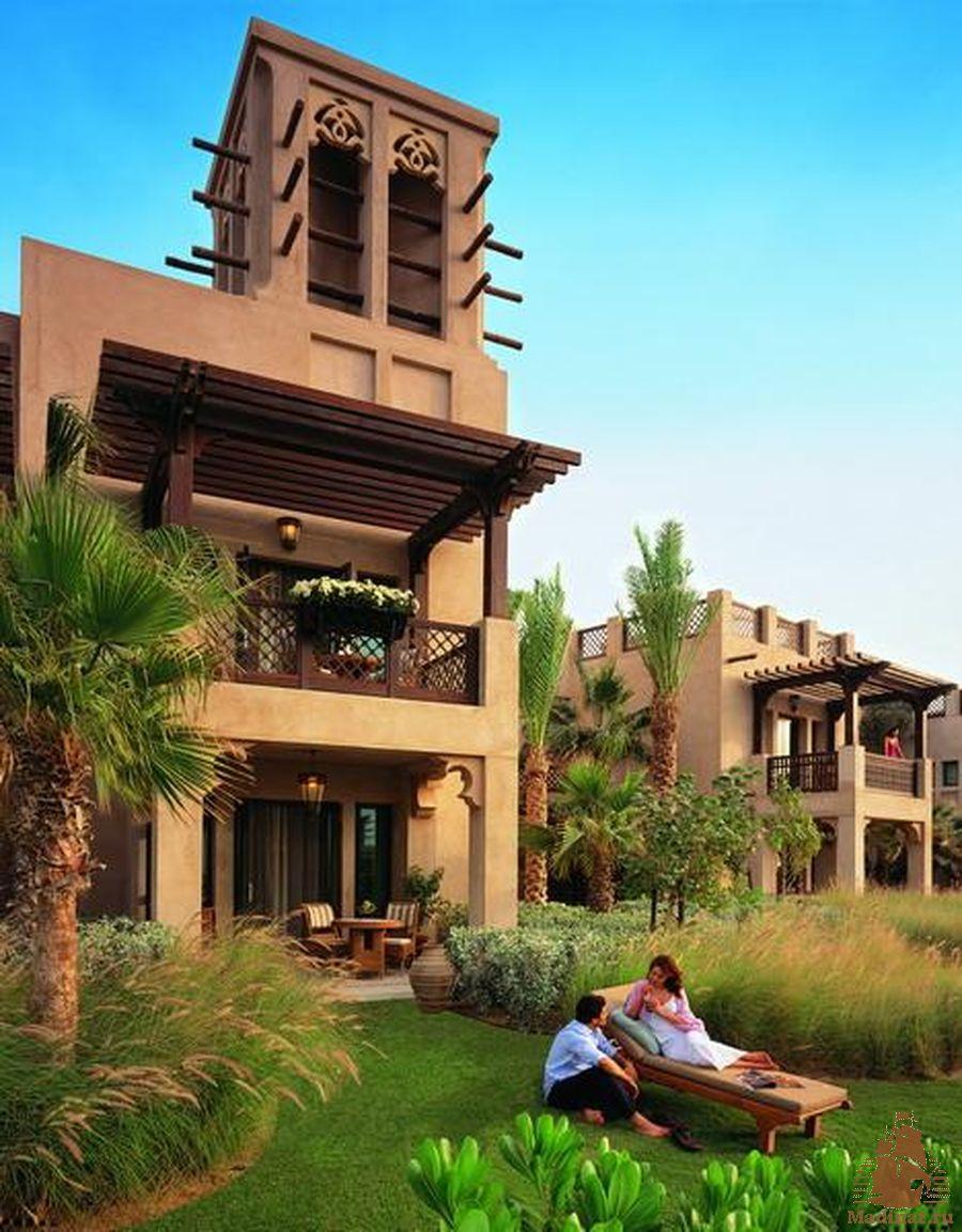 Роскошный отдых в королевских виллах Madinat Jumeirah - Malakiya Villas