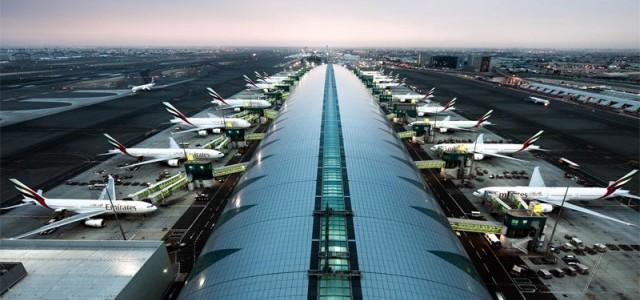 Международный аэропорт Дубая вводит сбор с пассажиров в 35 дирхамов