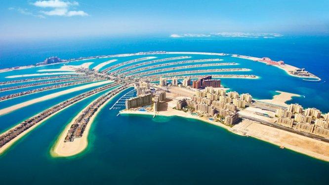 Роскошный пляжный отдых в Дубае. Выгодное раннее бронирование.