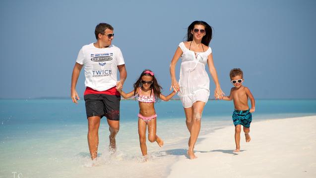 Семейный отдых на Мальдивах с детьми – «всё включено» !