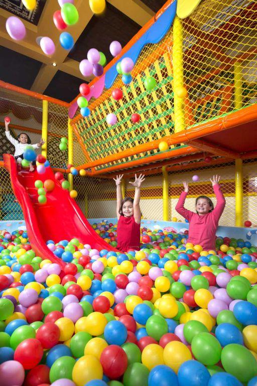 Детская концепция в одном из самых роскошных отелей Дубая  Jumeirah Zabeel Saray 5*deluxe!