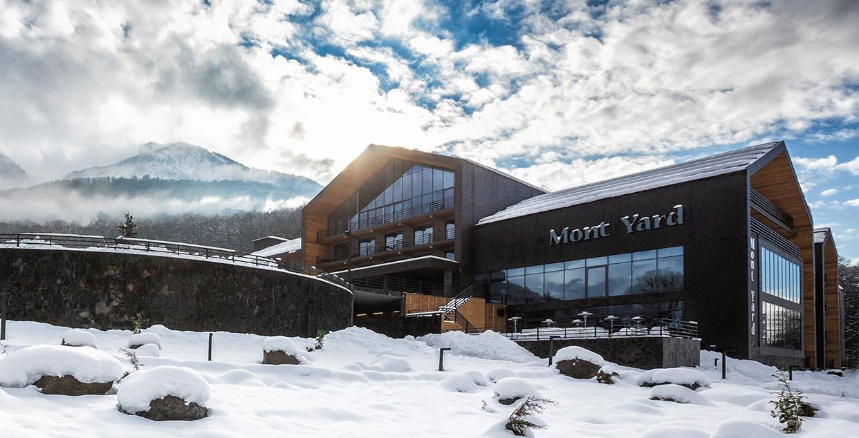 Mount Yard