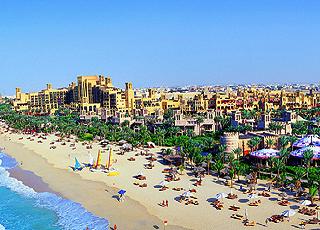 Дубай. Отели на пляже