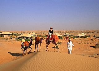 Отели в пустыне
