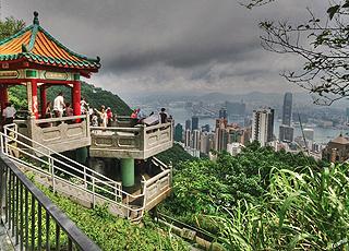 о-в Гонконг
