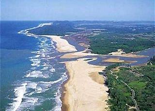 Дикие пляжи Сент-Лючии и Солдаваны