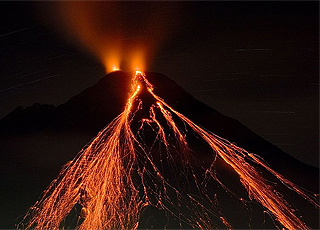 Национальный парк Вулкан Ареналь