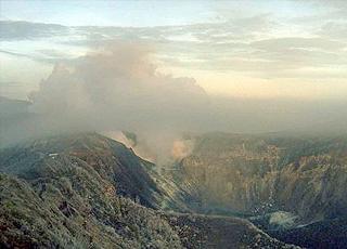 Национальный парк вулкан Турриальба