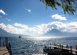 Панахачель и Озеро Атитлан