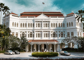RAFFLES HOTEL SINGAPORE 5* LUXE