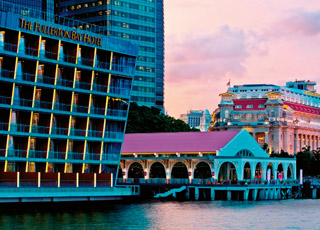 THE FULLERTON BAY HOTEL SINGAPORE 5*LUXE
