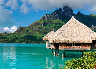 St. Regis Bora Bora Resort 5* Deluxe