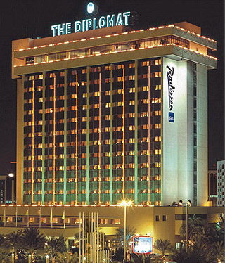 THE DIPLOMAT RADISSON BLU