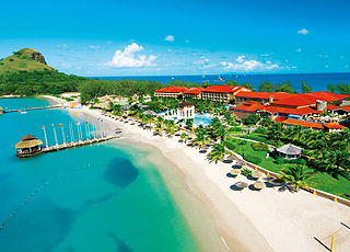 SANDALS GRANDE ST.LUCIAN SPA & BEACH RESORT