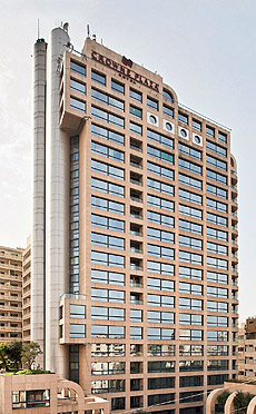 CROWN PLAZA BEIRUT HOTEL