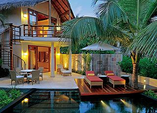 Constance Halaveli Resort 5*Deluxe