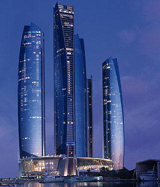 JUMEIRAH at ETIHAD TOWERS