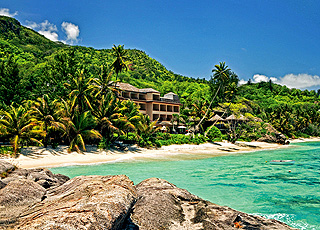 Double Tree by Hilton Seychelles – Allamanda Resort & Spa 4*
