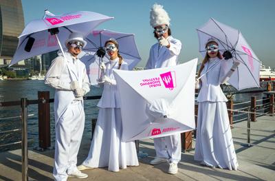 25-й юбилейный зимний шопинг фестиваль в Дубае