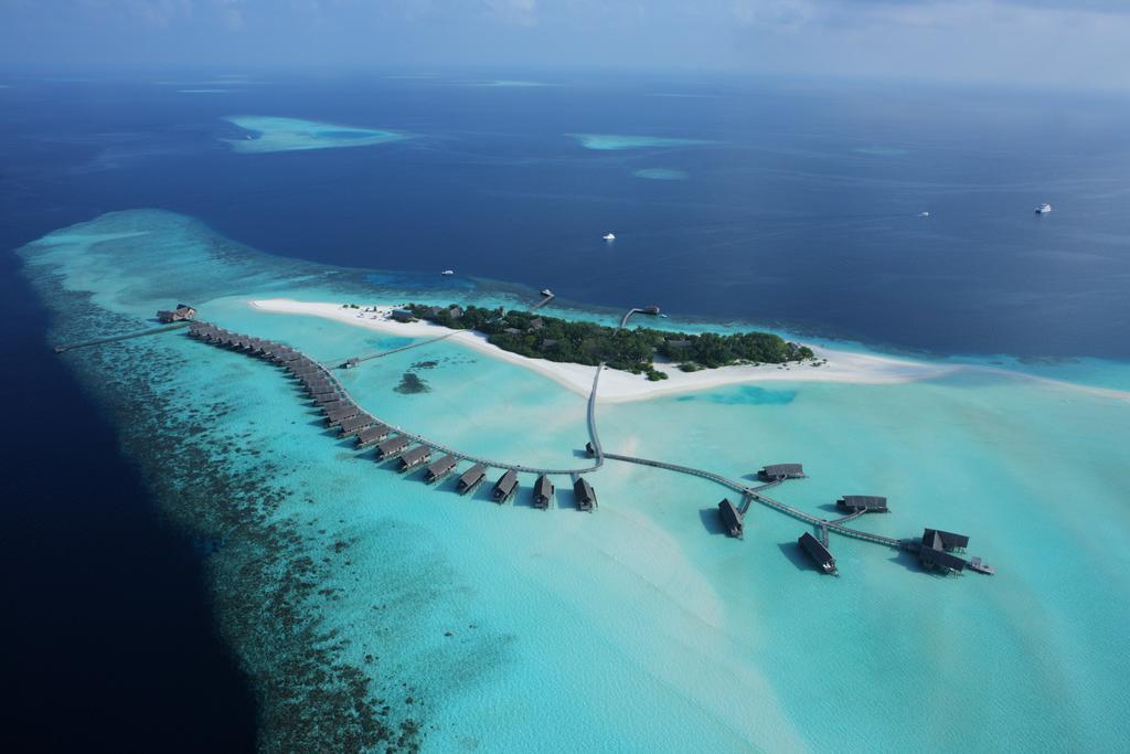 Открытие COMO Cocoa Island