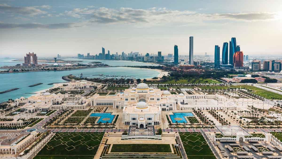 Абу-Даби для иностранных путешественников