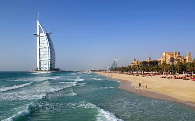 Новая акция от туроператора «АРТ-ТУР»: Золотая 5-ка Дубайского лета