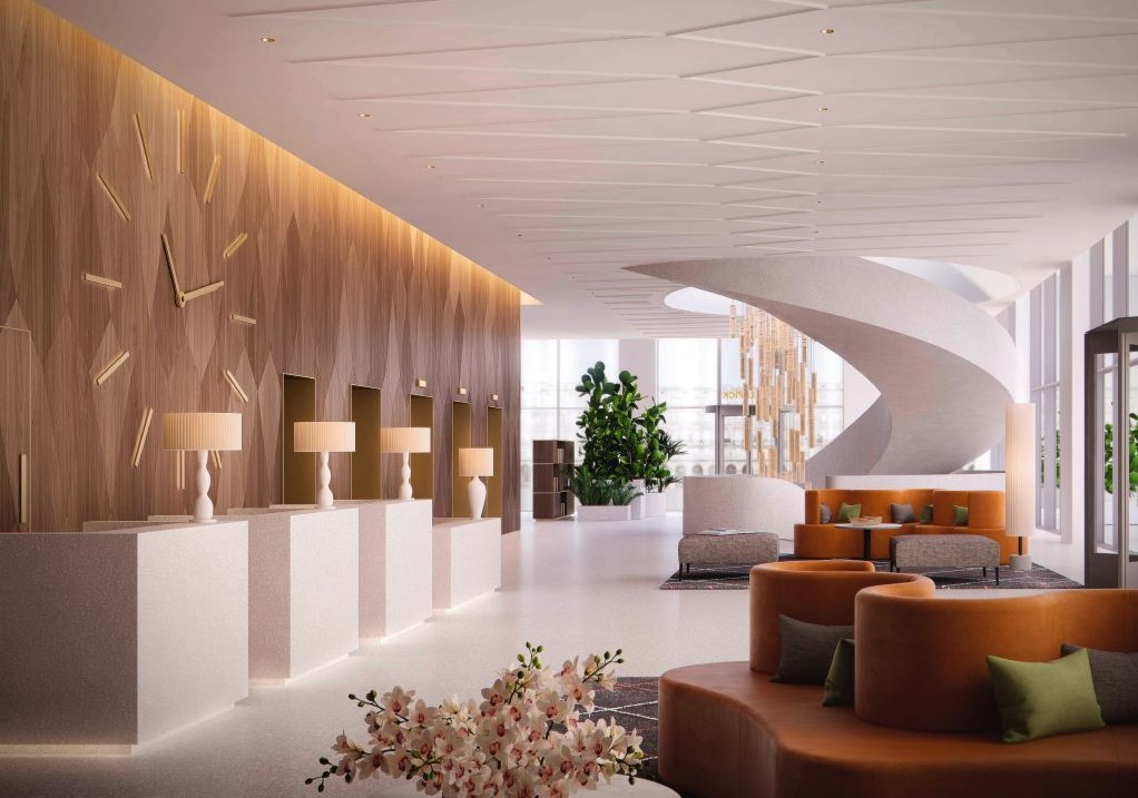 Mövenpick Hotels & Resorts  в швейцарском Базеле