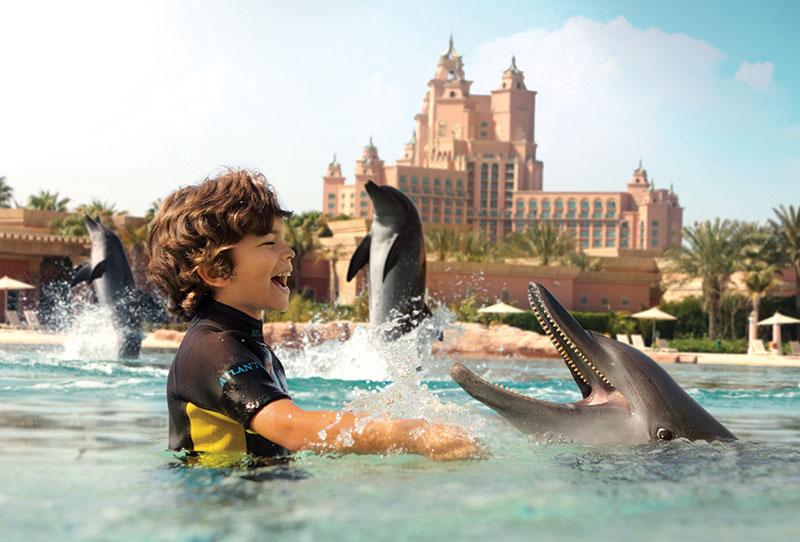 Специальные акции на отдых в Дубае летом!
