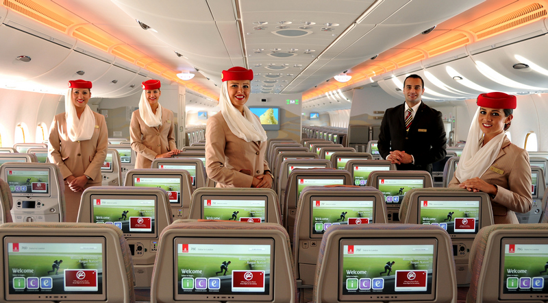 Специальное предложение Эмирейтс и La Perle в Дубае