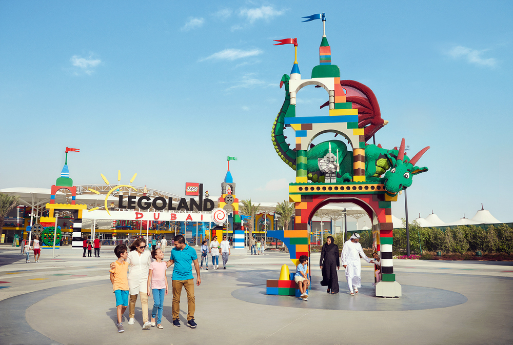 Весенние сюрпризы в Dubai Parks and Resorts