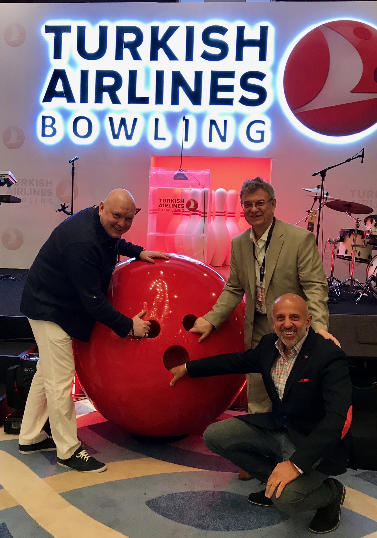 Ура! Серебро в Turkish Airlines Bowling Tournament у«АРТ-ТУР»!