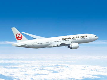JAPAN AIRLINES промо акция из России в Японию
