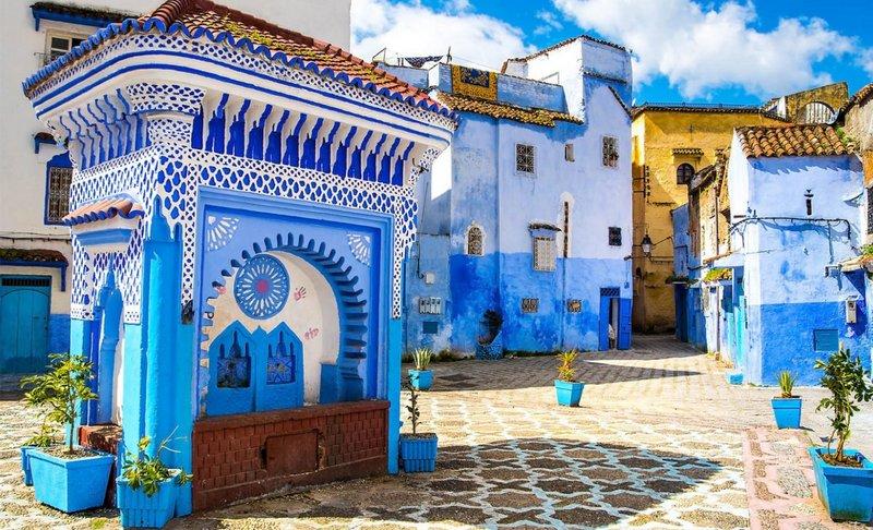Марокко. Возобновление перелетов