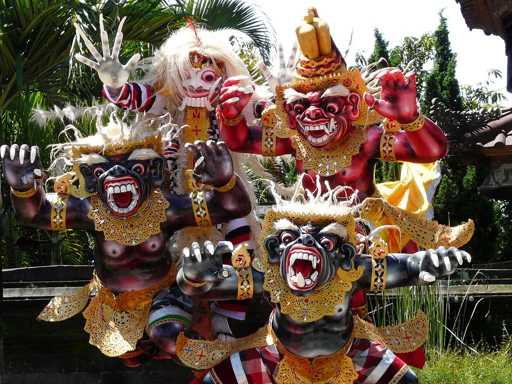 7 марта Бали встретит Новый год в тишине
