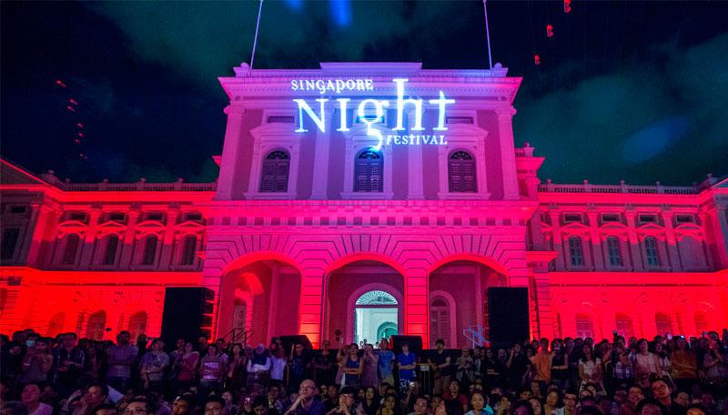 Сингапурский ночной фестиваль