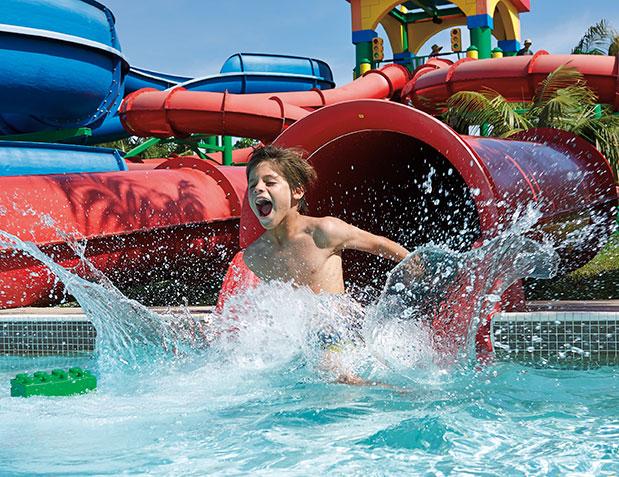 Водный парк LEGOLAND® WATER PARK официально открылся в комплексе DUBAI PARKS AND RESORTS
