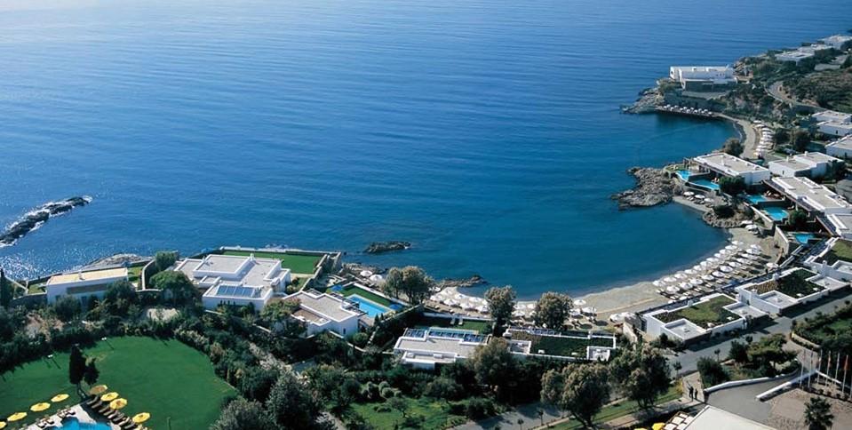 курорт полуостров Grand Resort Lagonissi